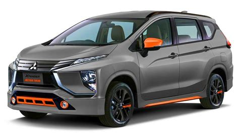 Mitsubishi Xpander Modification by 2019 Mitsubishi Xpander To Get A New Variant