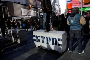 New York police poised to thwart New Year's Eve suicide ...