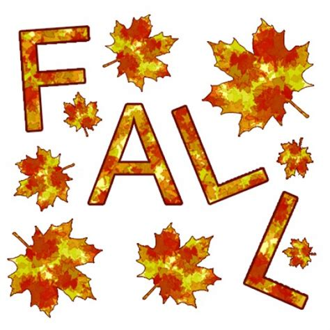Fall Clipart Free Free Fall Clip Images Autumn Leaves Hubpages