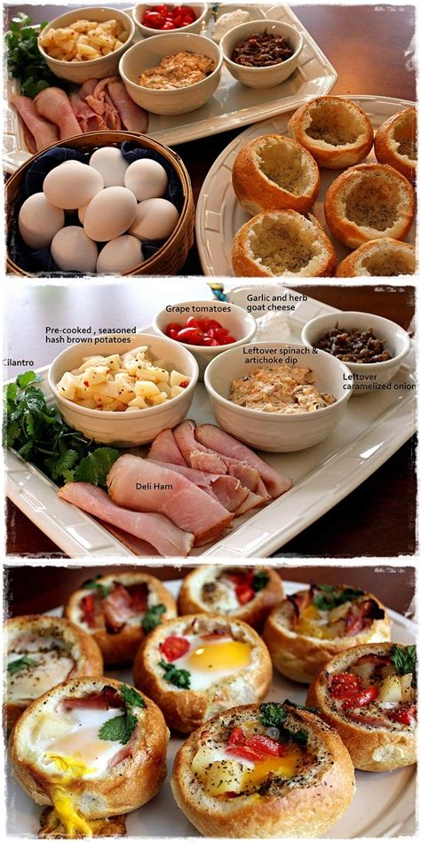 brunch food recipes 8 easy and yummy brunch party food ideas little party love