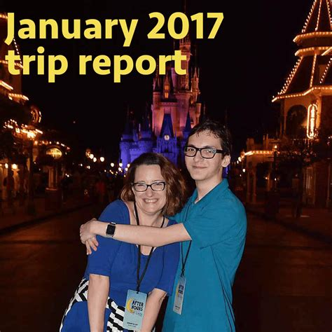 january trip report prep