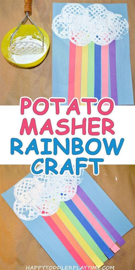 rainbow craft rainbow crafts rainbow activities