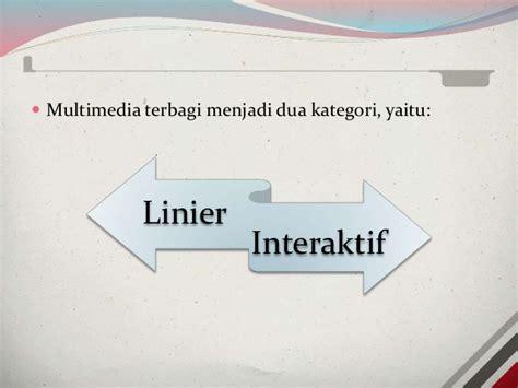 pembelajaran multimedia