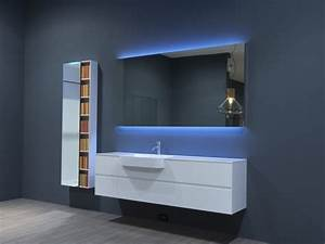 salle de bain antonio lupi design miroir salle de bains With led pour miroir salle de bain