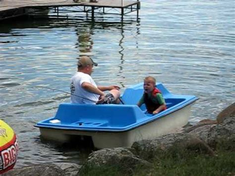 Fishing Paddle Boat by No One Really Likes To Paddle Boat