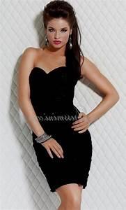 cute black prom dresses tumblr World dresses