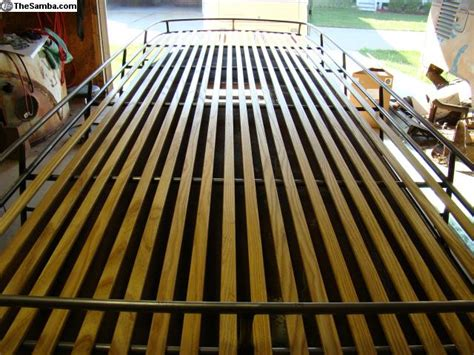 thesamba com vw classifieds roof rack slats