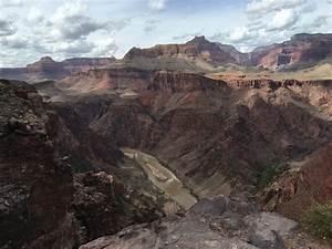 Colorado River Through The Grand Canyon