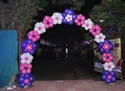 balloon decoration services  india
