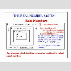 The Real Number System — Steemit