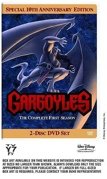 Barnes And Noble Dvd by Gargoyles Season 1 786936255980 Dvd Barnes Noble 174