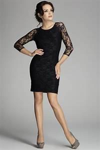 robe a manche longue dentelle la mode des robes de france With robes dentelles