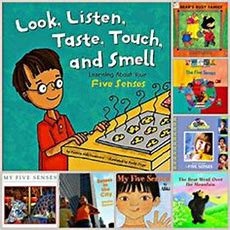 1000+ Images About 5 Senses On Pinterest  My Five Senses, The Five And Kindergarten