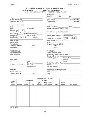 Aws Form Welding - Fill Online, Printable, Fillable, Blank