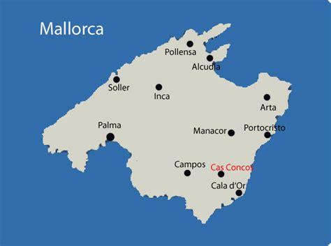 cas concos auf mallorca mit ferienhaeusern mit pool