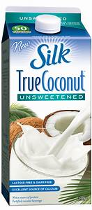 Unsweetened Coconut Beverage | Silk