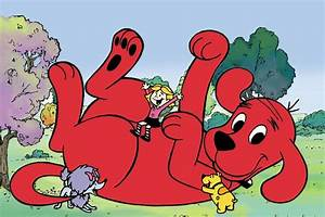 1000+ images about clifford-the big red dog! on Pinterest ...
