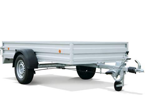 anhänger 500 kg anh 228 nger vogeler tieflader 1 500 kg mit bremse