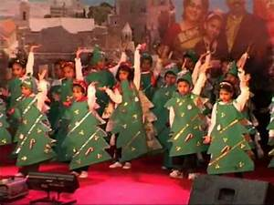Cute Sunday School children perform on the song Am the