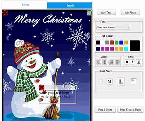 Free Printable Christmas Cards With Own Photo