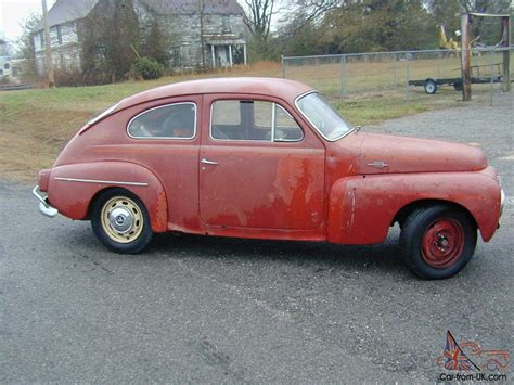 Vintage Volvos For Sale by Volvo 544 Rod Or Vintage Race Looks Like