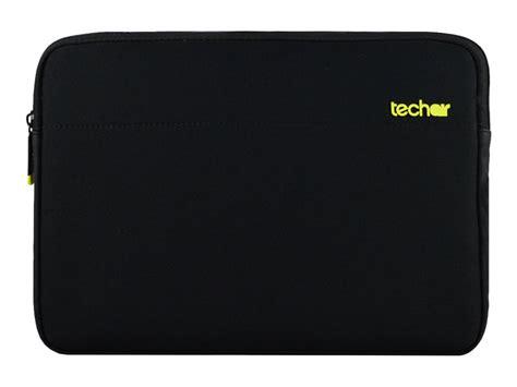 techair housse d ordinateur portable 15 6 quot noir housses informatique