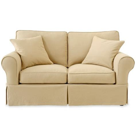 jcpenney slipcover sectional sofa pin by msj9t on room decor pinterest
