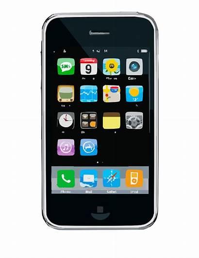 Iphone Svg Button Clip Clipart Icon Apple