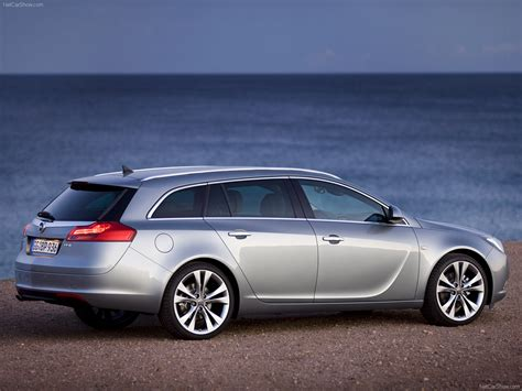 opel insignia sports tourer picture 62291 opel photo