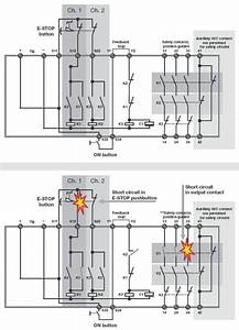 Pilz Pnoz X3 Safety Relay Wiring Diagram