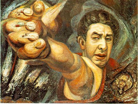 self portrait 1945 david alfaro siqueiros wikiart org