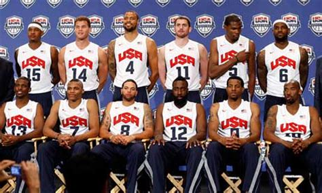 summer olympics mens usa basketball team roster set