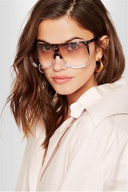 Loewe Sunglasses Tortoiseshell Acetate Filipa Frame Porter