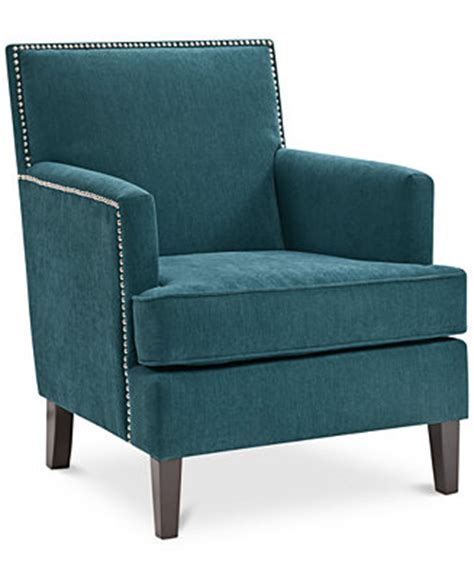 kendall fabric accent chair ship furniture macy s