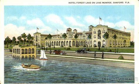 hotel forest lake  lake monroe sanford fl