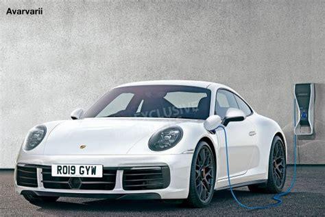 New 2019 Porsche 911 Uncovered In Fresh Spy Shots
