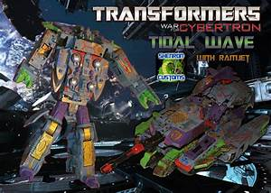 transformers tidal wave custom by Robzilla-RARGH on DeviantArt