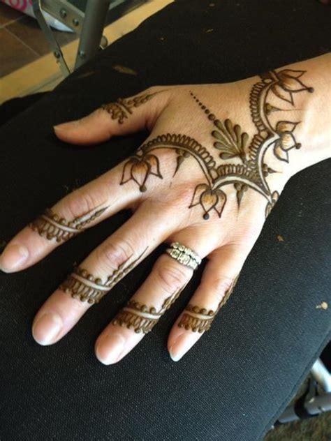 beautiful fingertips  heartfire henna mehandi designs