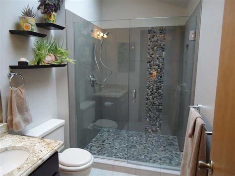 walk in bathroom shower ideas 15 sleek and simple master bathroom shower ideas design