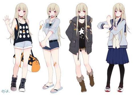 Outfits | Anime/ manga | Pinterest | Anna e Roupa