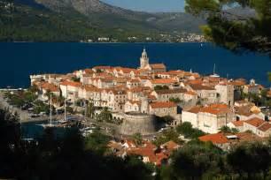 Korcula Island Croatia