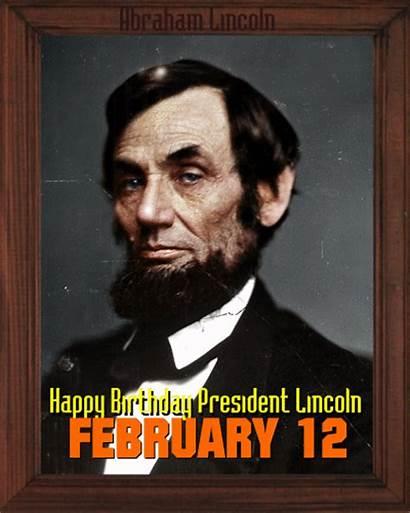Birthday Lincoln Abraham President Funny Greetings Lincolns