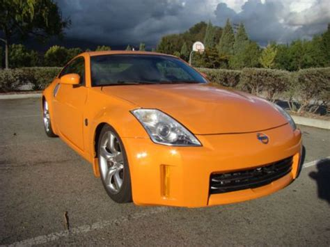 Purchase Used 2007 Nissan 350z Hard Top Coupe 6 Spd Manual