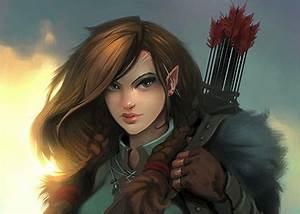 Half-Elf Crowfall Wiki The Vidya