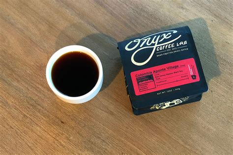 Onyx coffee lab (rogers) coffee shop in rogers, arkansas. Colombia Aponte Village 2019 - Onyx Coffee Coffee Lab - Pull & Pour - Everything Coffee