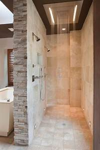 how to build a walk in shower 27 Walk in Shower Tile Ideas That Will Inspire You | Home ...