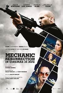 Mechanic 2 Resurrection DVD Release Date November 22 2016