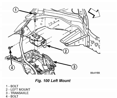 2002 Town And Country Transmission Diagram by I A 2005 P T Cruiser Only 57000 Has A