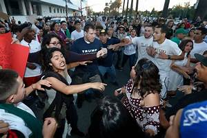 Trump's election reopens wounds from bloody San Jose protest
