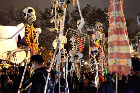 yorks village halloween parade